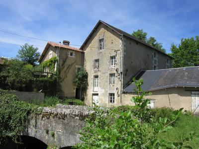 French property, houses and homes for sale in CHAMPAGNE-SAINT-HILAIRE Vienne Poitou_Charentes