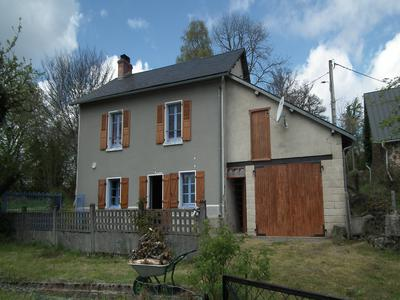 French property, houses and homes for sale in LA COURTINE Creuse Limousin