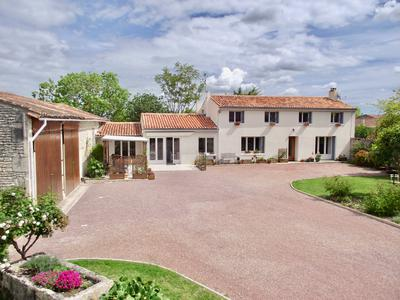 French property, houses and homes for sale in BLANZAC LES MATHA Charente_Maritime Poitou_Charentes