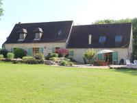 Concores- grange en pierre, 4 chambres, piscine, vues, bord de Lot et Dordogne
