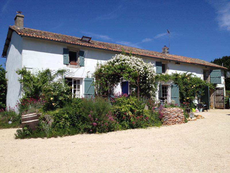Maison à vendre à SAUZE VAUSSAIS(79190) - Deux Sevres