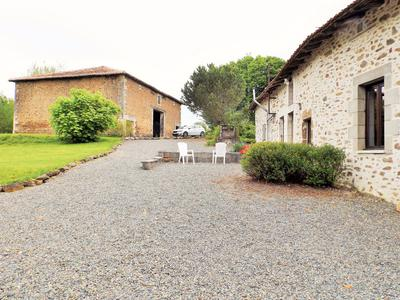 French property, houses and homes for sale in LEZIGNAC DURAND Charente Poitou_Charentes