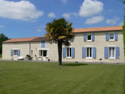 French property, houses and homes for sale in ST JEAN DE LIVERSAY Charente_Maritime Poitou_Charentes