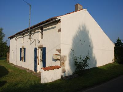 French property, houses and homes for sale in ST MARTIN DU FOUILLOUX Deux_Sevres Poitou_Charentes