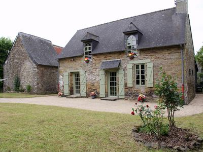 French property, houses and homes for sale in FORGES LA FORET Ille_et_Vilaine Brittany