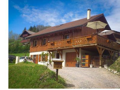 chalet à vendre à LA VERNAZ, Haute_Savoie, Rhone_Alpes, avec Leggett Immobilier
