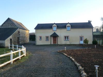 French property, houses and homes for sale in ST CLEMENT RANCOUDRAY Manche Normandy