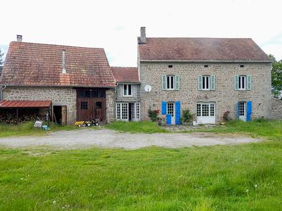 French property, houses and homes for sale in ST DOMET Creuse Limousin