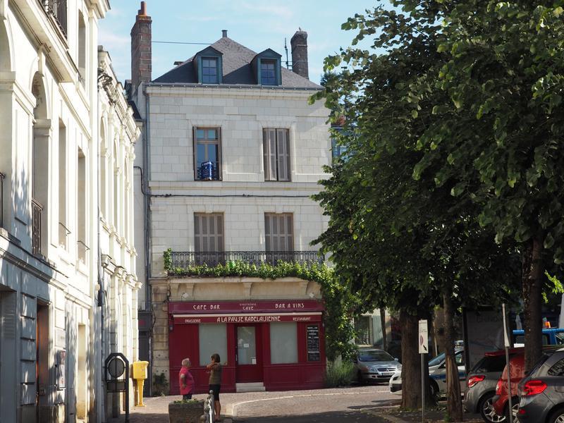Appartement 6 pièces à vendre à CHINON (37500) -  Indre et Loire