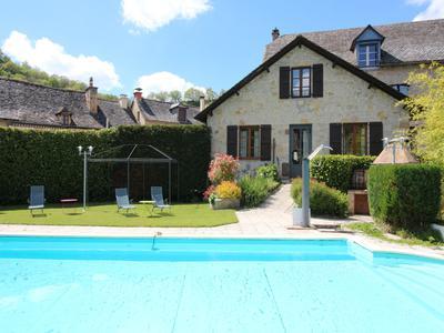 maison à vendre à MURET LE CHATEAU, Aveyron, Midi_Pyrenees, avec Leggett Immobilier