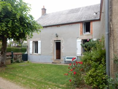 French property, houses and homes for sale in ST PRIEST LA MARCHE Cher Centre
