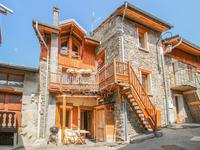French ski chalets, properties in Les Granges, Saint Martin de Belleville, Three Valleys