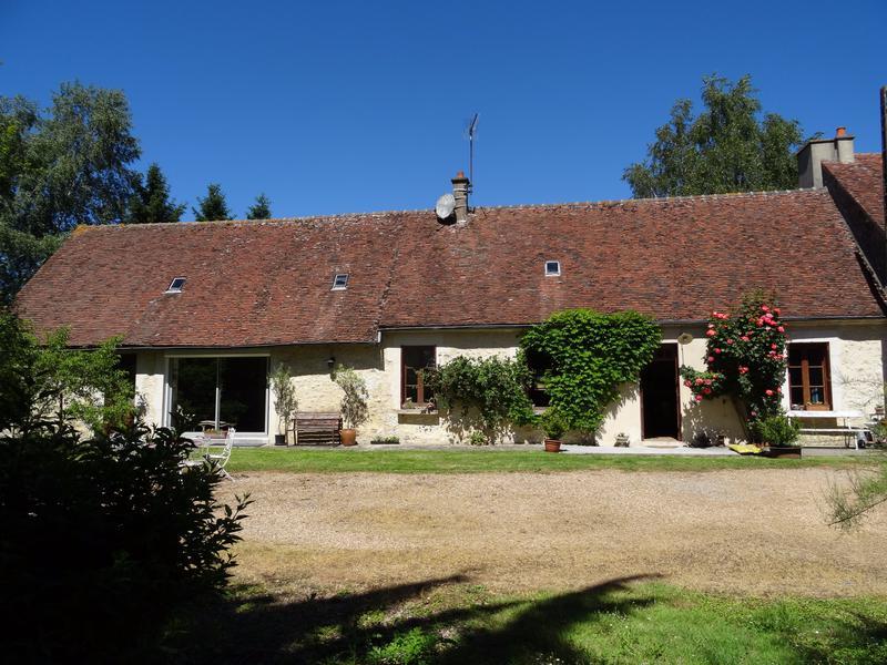 Maison vendre en basse normandie orne courgeon secteur for Piscine mortagne au perche