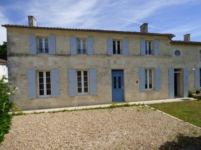 French property, houses and homes for sale in ST ROMAIN DE BENET Charente_Maritime Poitou_Charentes