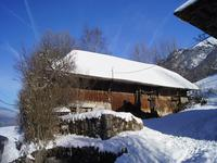 French ski chalets, properties in Aillon le Vieux, Allions Margeriaz, Massif des Bauges