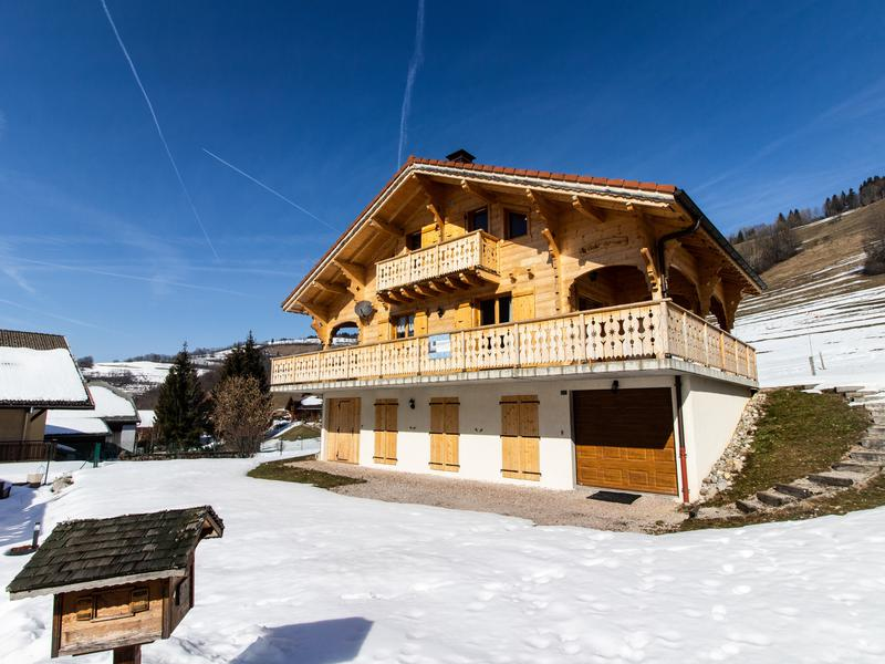 Stunning Modern Chalet for Sale in the Beautiful Mountain