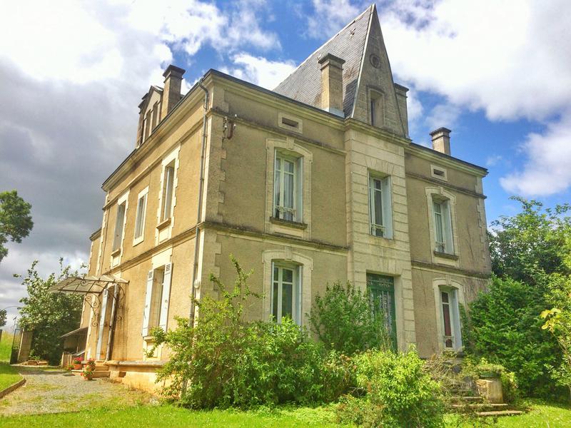 Bergerac Maison De Ville