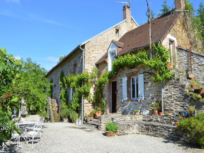 Maison à vendre à BUSSIERE ST GEORGES(23600) - Creuse
