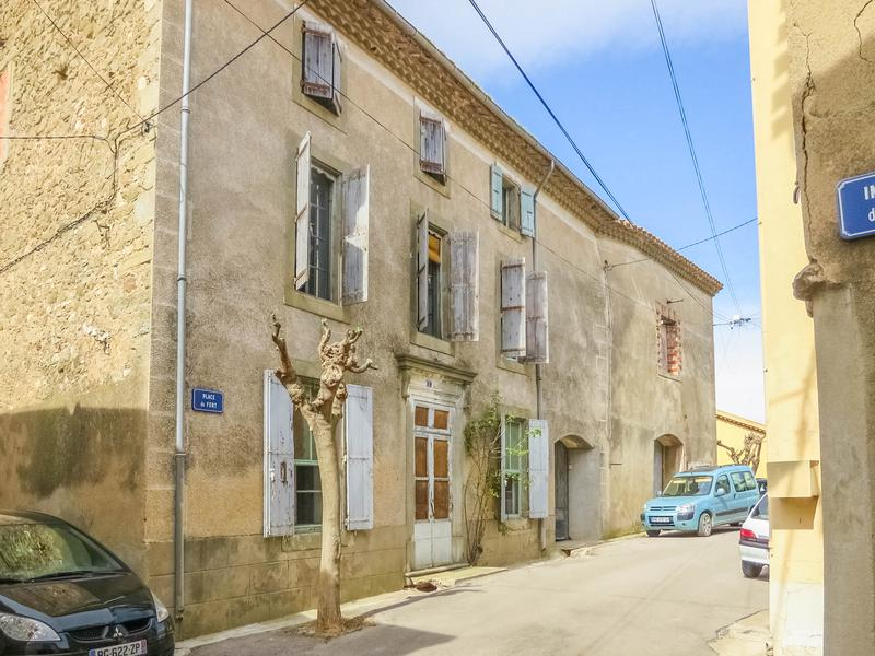 House for sale in OUPIA - Herault - Maison Vigneronne in the heart ...