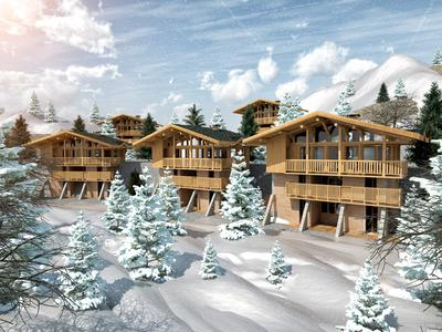 French property, houses and homes for sale in PEISEY NANCROIX Savoie French_Alps