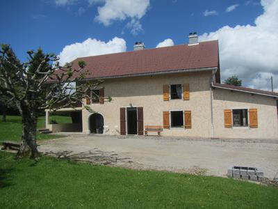 French property, houses and homes for sale in LONGCHAUMOIS Jura Franche_Comte