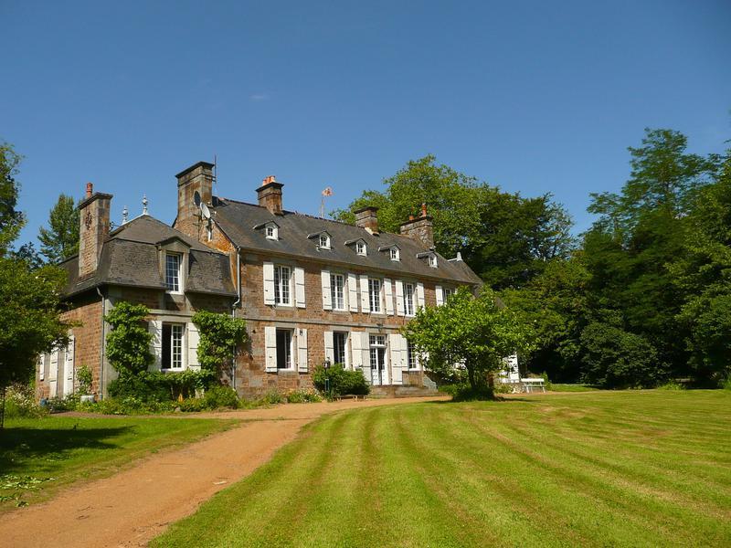 Maison vendre en basse normandie orne berjou une for Acheter une maison au vietnam pour un francais
