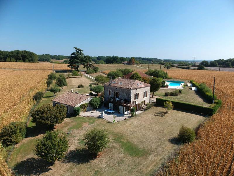 Maison à vendre à ST EUTROPE DE BORN(47210) - Lot et Garonne