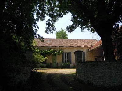 French property, houses and homes for sale in Saint-Saturnin-Du-Bois Charente_Maritime Poitou_Charentes