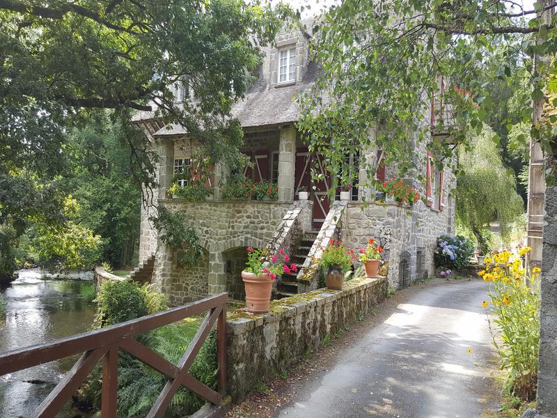Moulin vendre en limousin creuse la chapelle - Recherche petite maison a louer avec jardin ...
