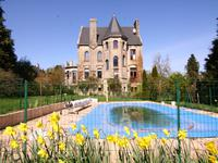 chateau for sale in LANGOELANMorbihan Brittany