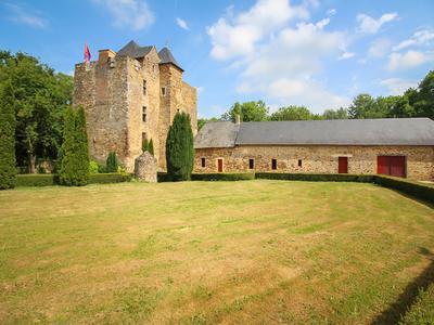 chateauin LA BOISSIERE