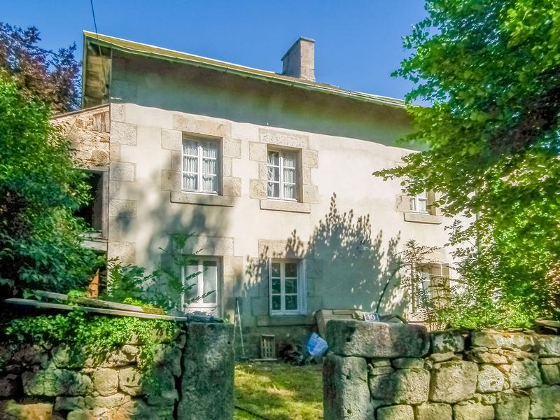 Maison à vendre à AUZANCES (23700) - Creuse
