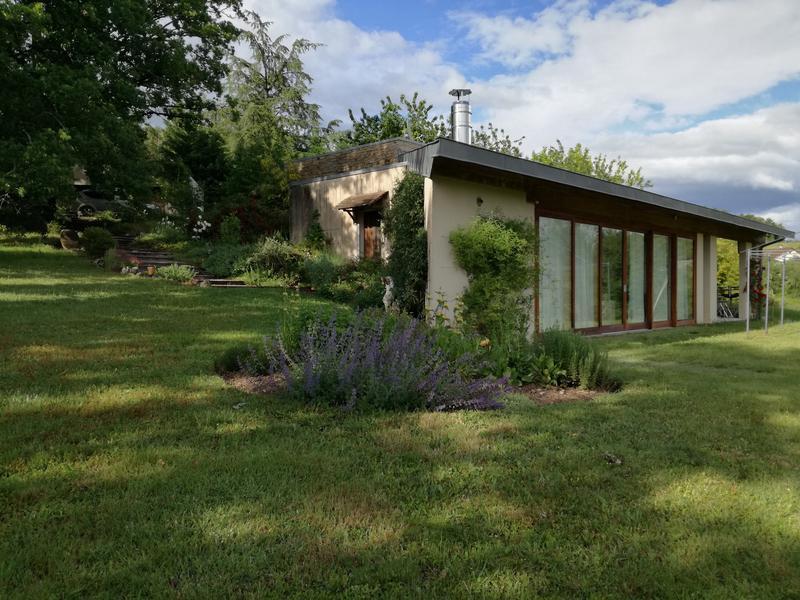 Maison vendre en limousin correze beaulieu sur dordogne belle maison d architecte de 132 m2 - Maison a vendre en correze ...
