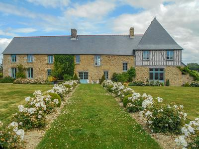 French property, houses and homes for sale in LE MONT ST MICHEL Manche Normandy
