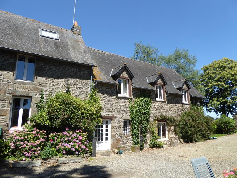 House for sale in ST SIMEON - Orne - Character country house. 4/5 ...
