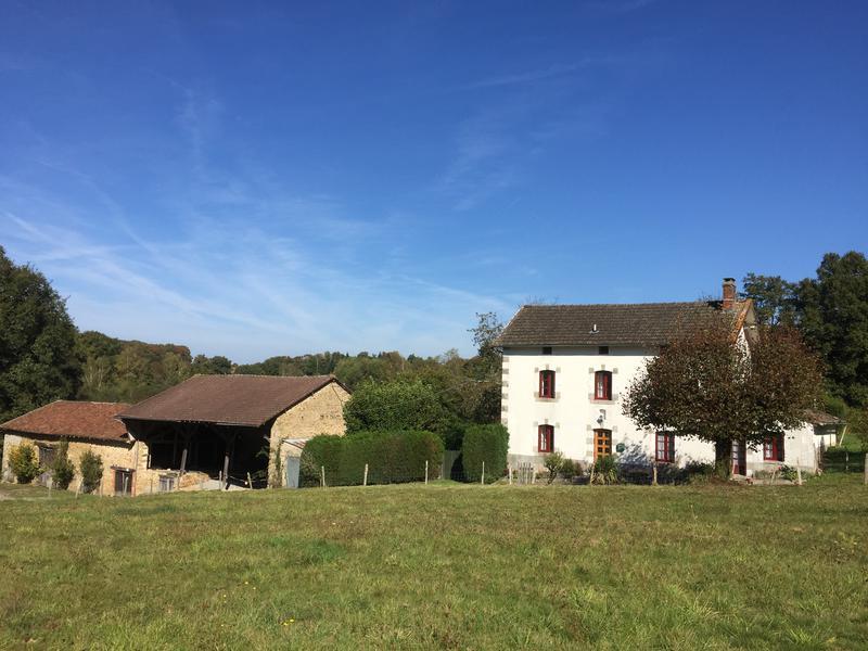 Maison à vendre à PEYRILHAC(87510) - Haute Vienne