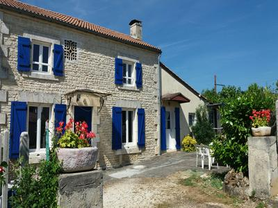 French property, houses and homes for sale in VILLOGNON Charente Poitou_Charentes