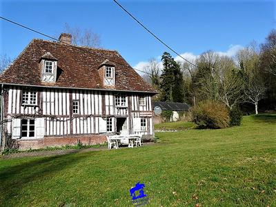 French property, houses and homes for sale in town Calvados Normandy