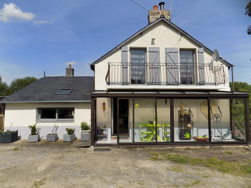 House For Sale In St Meen Le Grand Ille Et Vilaine