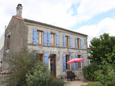 French property, houses and homes for sale in RANVILLE BREUILLAUD Charente Poitou_Charentes