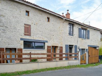 French property, houses and homes for sale in POUGNE Charente Poitou_Charentes