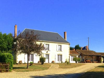 French property, houses and homes for sale in BOUSSAIS Deux_Sevres Poitou_Charentes