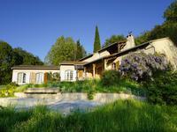 Rare ! Villa d'architecte sur les hauteurs de MURET – site exceptionnel, vue imprenable, piscine, 1ha de terrain arboré au cœur d'une nature préservée, sans vis à vis
