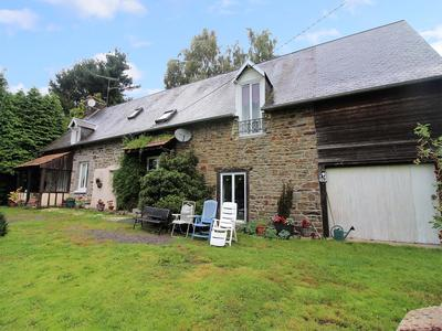 French property, houses and homes for sale in LE MESNILLARD Manche Normandy