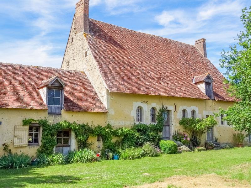 Maison vendre en pays de la loire sarthe la ferte for Acheter une maison dans le perche