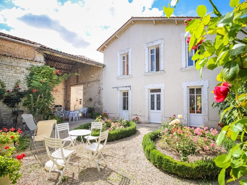 Maison à vendre à AIGRE(16140) - Charente