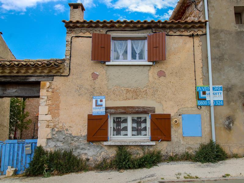 maison vendre en paca vaucluse sault maisonnette de hameau bien d cor e pr s de sault entre. Black Bedroom Furniture Sets. Home Design Ideas
