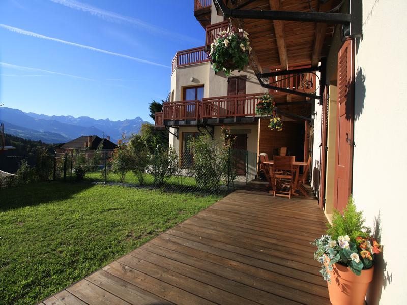 Appartement 3 pièces à vendre à SAINT GERVAIS LES BAINS (74170) -  Haute Savoie