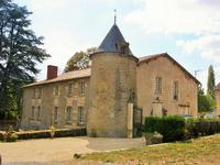 chateau for sale in GERMOND ROUVREDeux_Sevres Poitou_Charentes