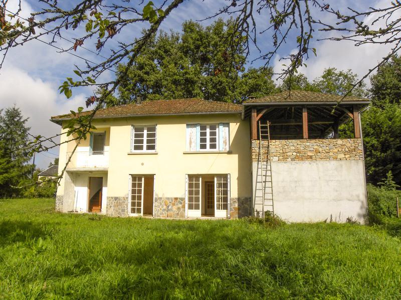 maison vendre en aquitaine dordogne st jory de chalais maison d environ 130m2 habitable 5. Black Bedroom Furniture Sets. Home Design Ideas